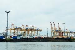 Hafenrundfahrt-Bremerhaven-Containerhafen