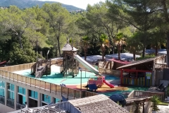 Holiday Green 5 ***** Resort - Frejus Spielplatz