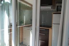 Holiday Green 5 ***** Resort - Frejus Ansicht Ferienhaus Küche