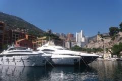 Monaco Jachthafen