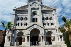 Monaco Kathedrale