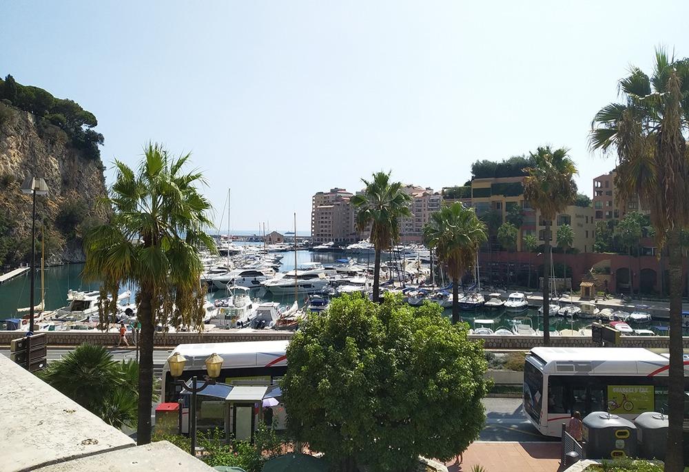 Monaco Cote d ' Azur im Urlaub besuchen
