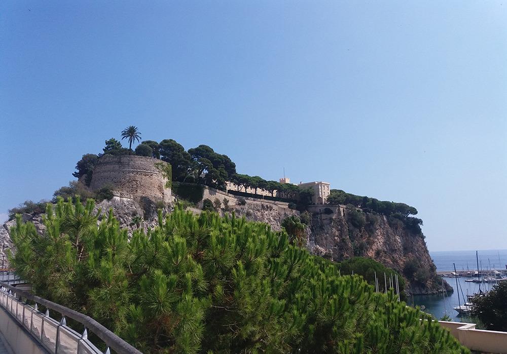 Monaco Grimaldifelsen