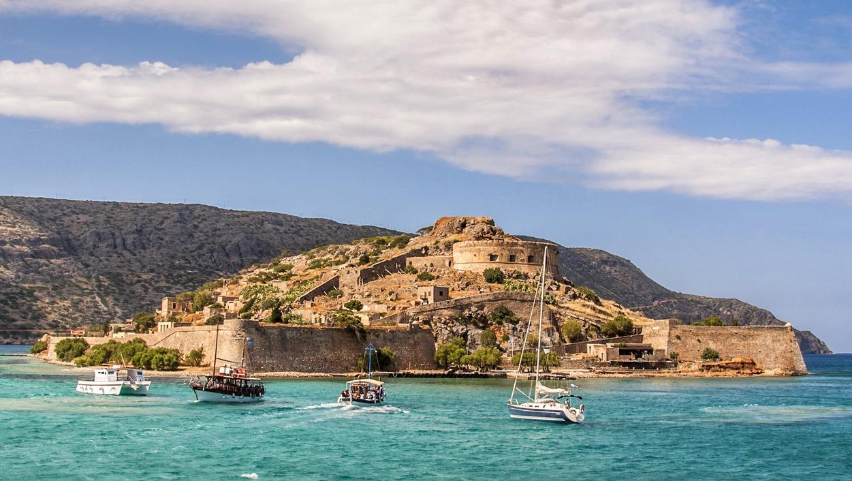 Spinalonga - Insel der Tränen - Nahansicht Kreta-Urlaub Ausflugstipp