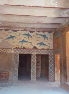 Knossos-Palast-Kreta