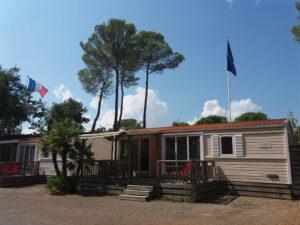 Holiday Green Resort & Spa in Frejus - Ansicht Ferienhaus Riviera