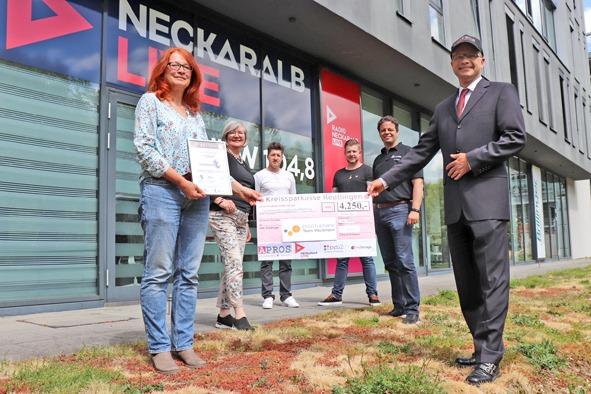 Angelika Weckmann, Unternehmerin des Jahres in der Region Reutlingen in der Kategorie soziales Engagement